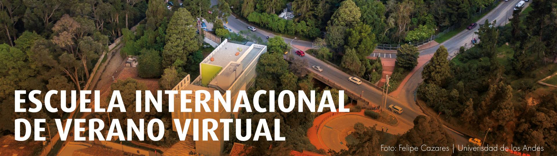 Escuela Internacional de Verano Derecho 2020