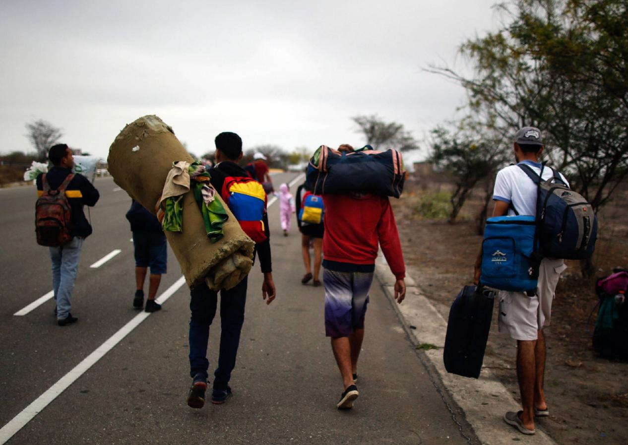 Grupo de investigación en Derecho, Migración y Acción Social | Uniandes