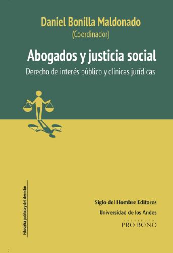 Portada Abogados y justicia social