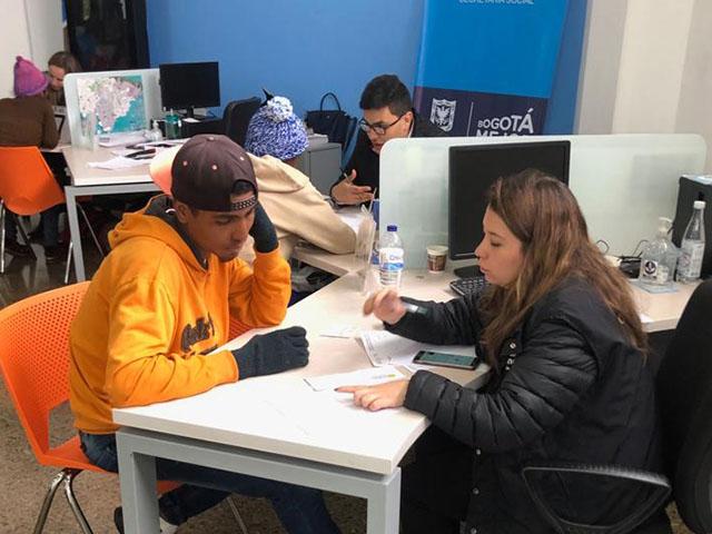 Nueva brigada de atención a población migrante