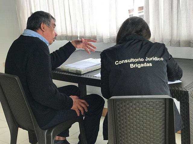 Brigada del Consultorio Jurídico