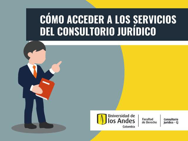 Consultorio Jurídico habilita 3 nuevos canales de atención
