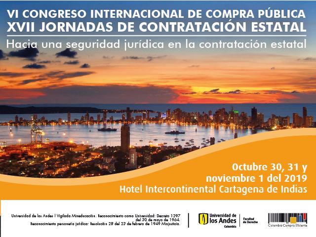 VI Congreso Internacional de Compra Pública - XVII Jornadas de Contratación Estatal
