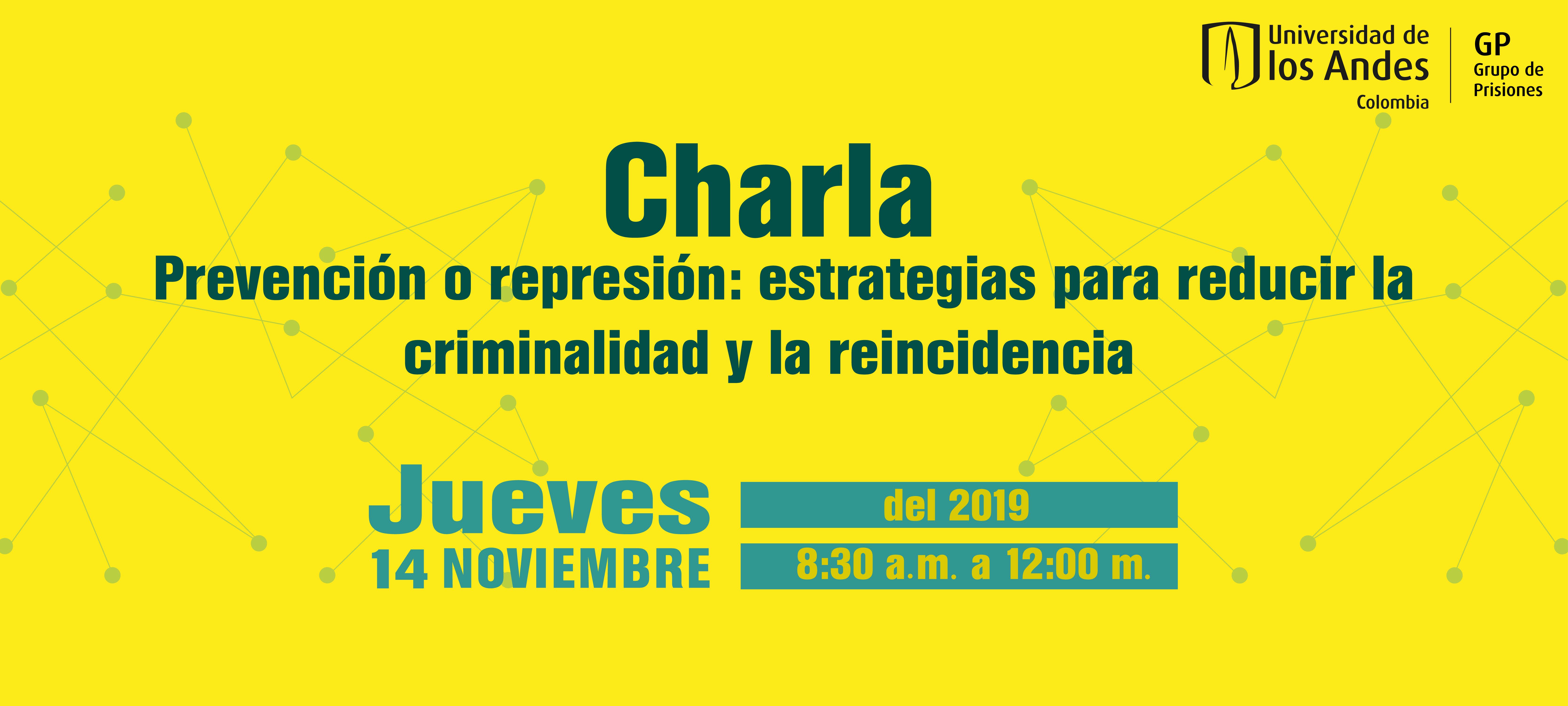 Prevención o represión: estrategias para reducir la criminalidad y la reincidencia