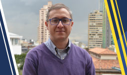 El profesor Jorge González Jácome es el nuevo director del Doctorado en Derecho de la Universidad de los Andes