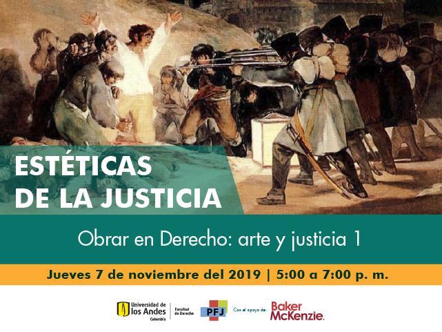 Estéticas de la justicia - Obrar en Derecho: arte y justicia 1