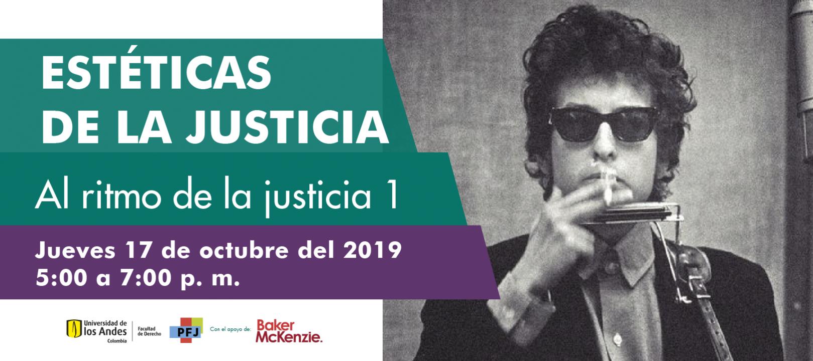 Estéticas de la justicia - Al ritmo de la justicia 1