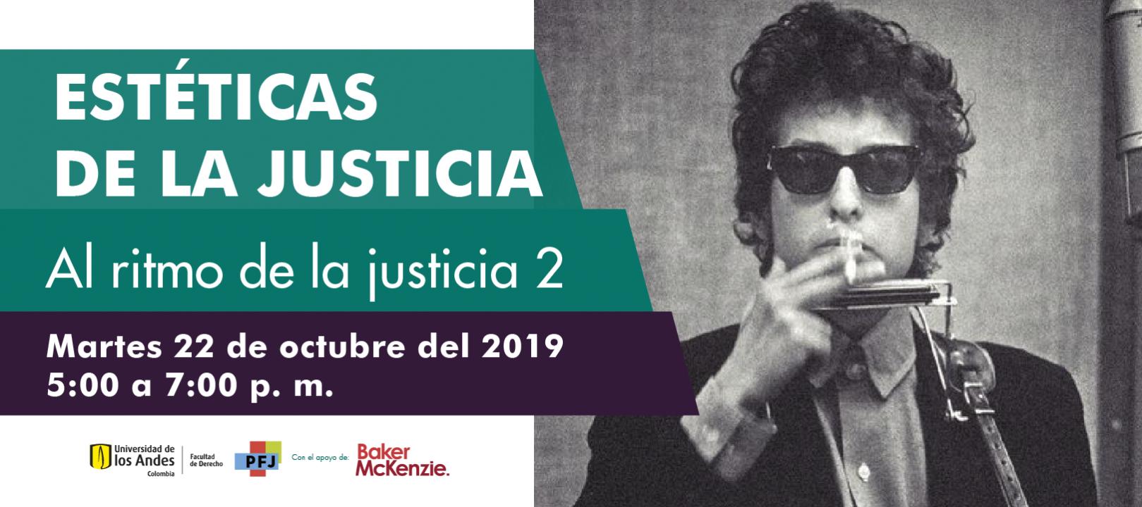 Estéticas de la justicia - Al ritmo de la justicia 2