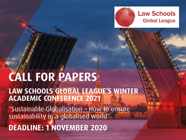 Call for Papers - Law Schools Global League's Winter Academic Conference 2021