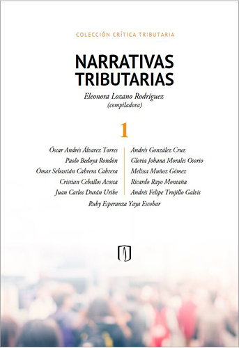 Libro Narrativas Tributarias I