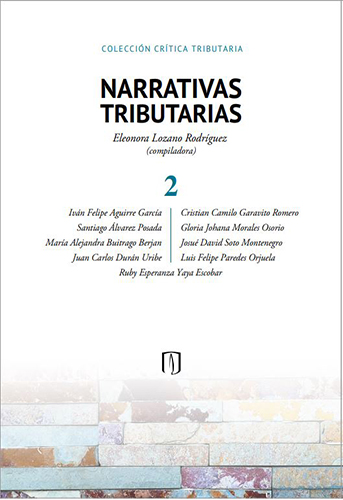 Libro Narrativas Tributarias 2