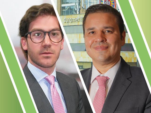 Pablo Ángel y César Camilo Cermeño, nuevos directores en programas de Tributación