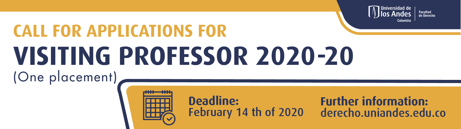 Visiting Professor 20202-20