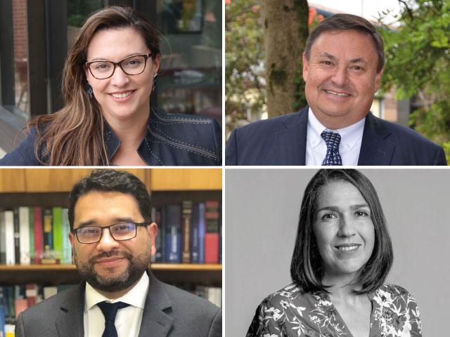 Cuatro docentes de Derecho Uniandes, en lista de elegibles para magistrada/o de la Corte Constitucional
