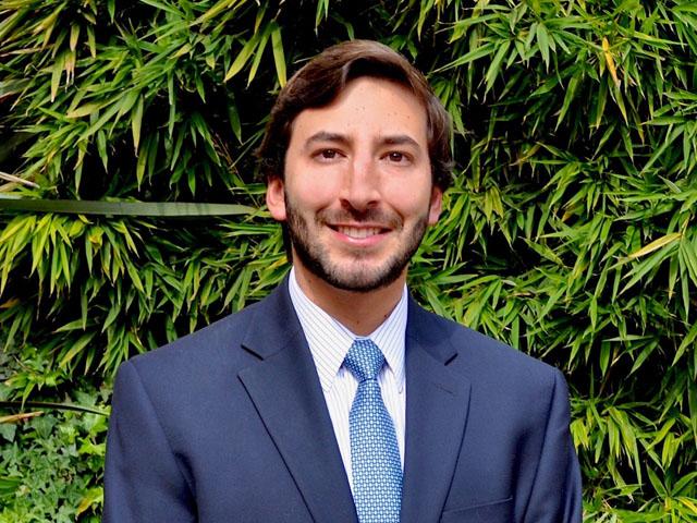 Santiago Wills, abogado uniandino, nuevo embajador de Colombia ante la Organización Mundial del Comercio en Ginebra, Suiza.