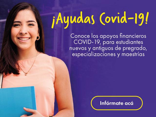 Ayudas financieras Covid-19 | Uniandes
