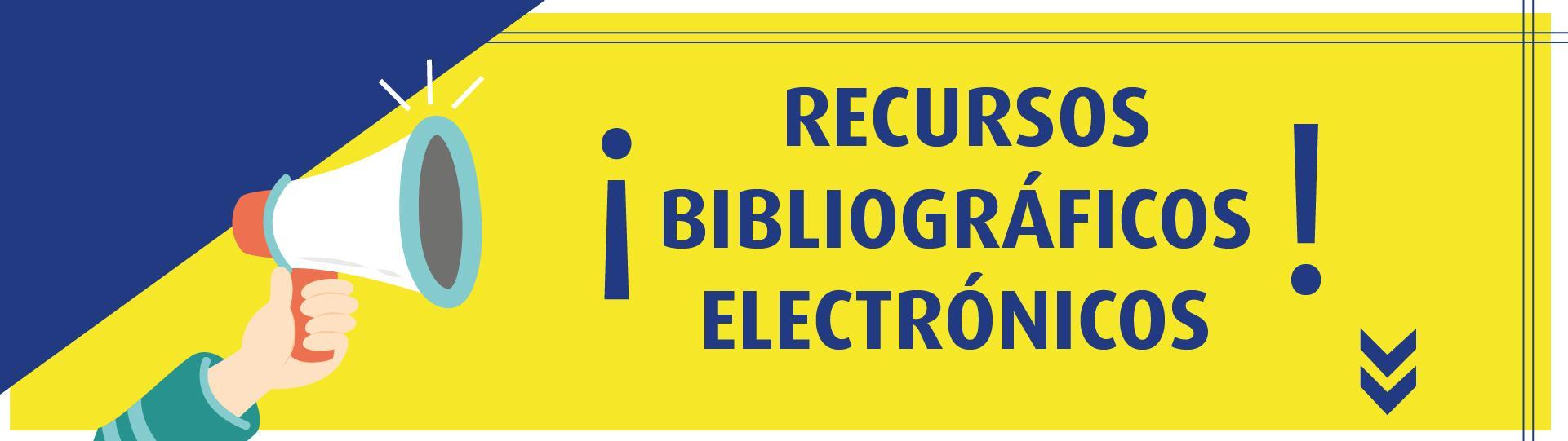 Recursos bibliográficos electrónicos Uniandes