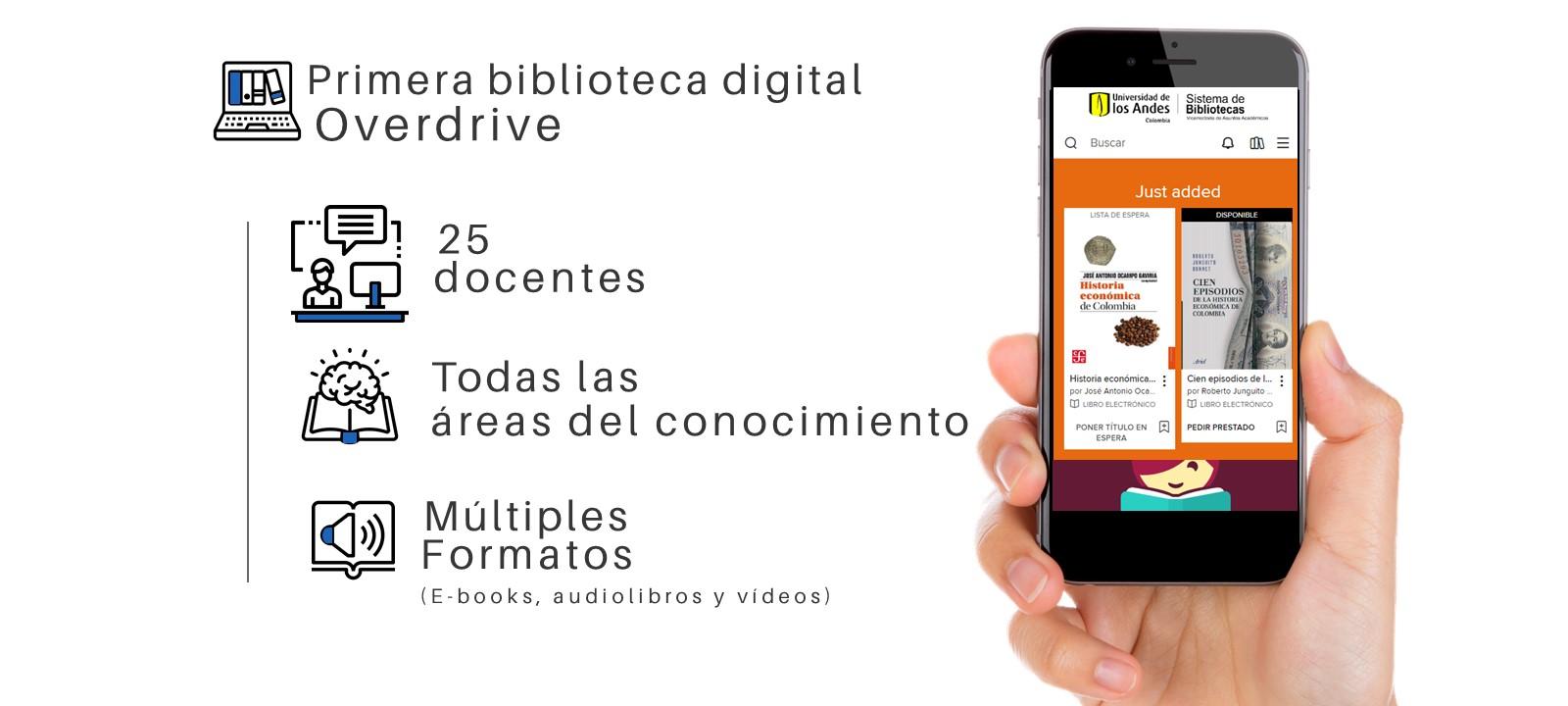 Biblioteca virtual | Derecho Uniandes