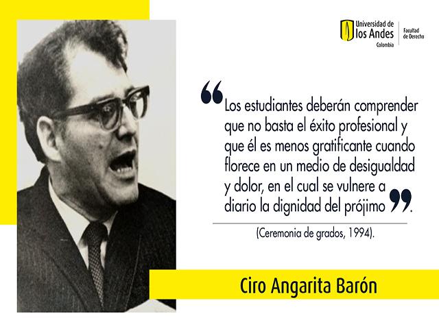 Ciro Angarita Barón