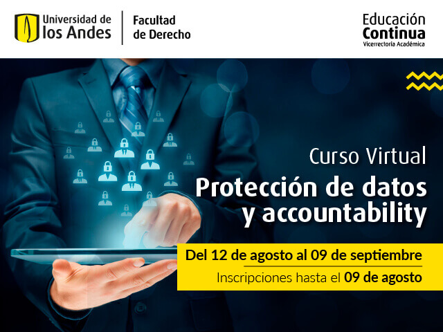 Curso Protección de Datos y Accountability | Educación Continua | Uniandes