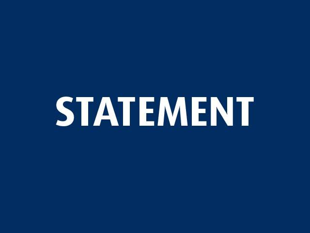 Statement International Law Area | Uniandes