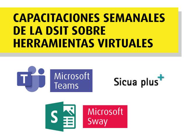 capacitaciones de herramientas virtuales