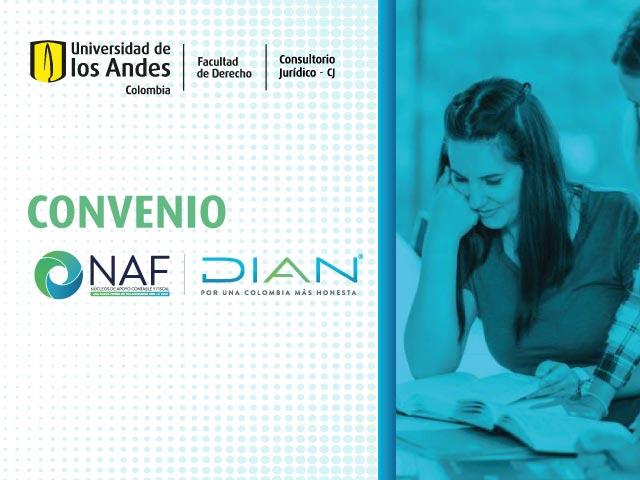 Lanzamiento del nuevo NAF en la Universidad de los Andes