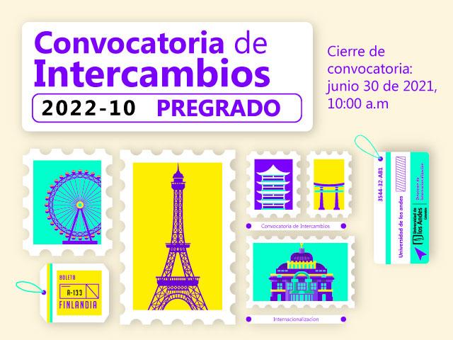 Convocatoria de Intercambios 2022-10 | Uniandes