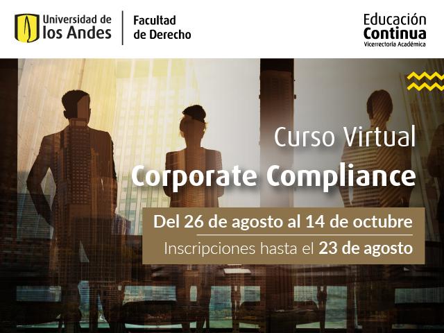 Corporate Compliance | Educación Continua | Uniandes
