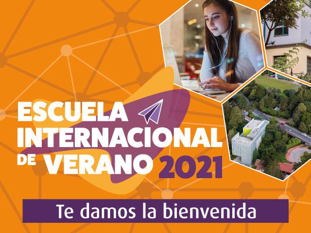 Escuela Internacional de Verano Derecho 2021 Uniandes
