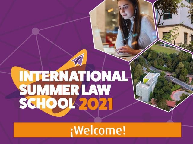 International Summer Law School 2021 | Uniandes