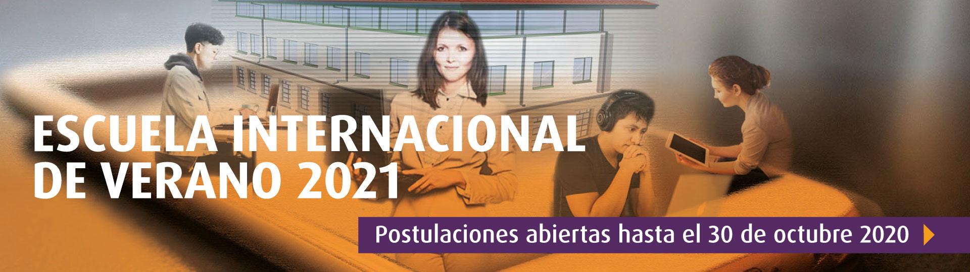 Postulaciones para Escuela Int. de Verano 2021 | Derecho | Uniandes