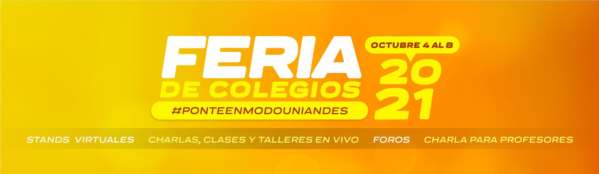 Feria de Colegios 2021