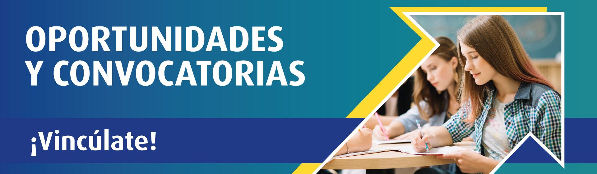 Oportunidades y convocatorias para estudiantes | Uniandes