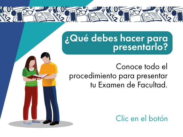 ¿Qué debes hacer para presentar el Examen de Facultad? | Facultad de Derecho | Uniandes
