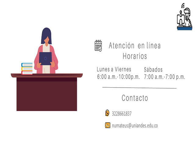 Contáctanos | Biblioteca Derecho | Uniandes