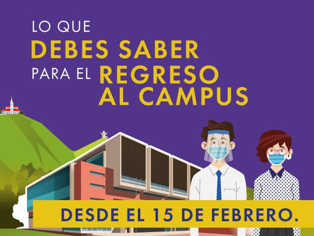Paso a paso del regreso al Campus de la Universidad de los Andes