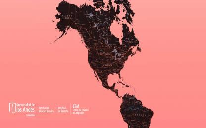 Presentación del libro: Justicia y migración en las Américas - Encuentros CEM