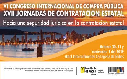 VI Congreso de Compra Pública - XVII Jornadas de Contratación Estatal
