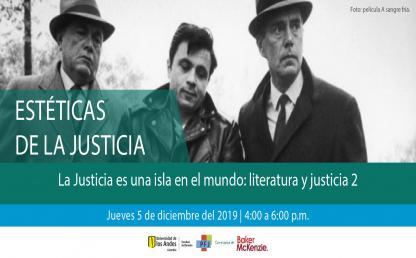 Estéticas de la Justicia