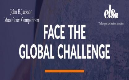 Uniandes y Externado redactan caso para concurso John H. Jackson Moot Court Competition