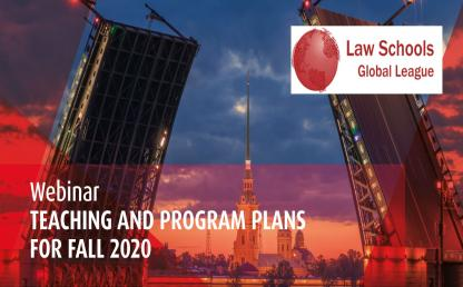 Webinar | Teaching and program plans for Fall 2020