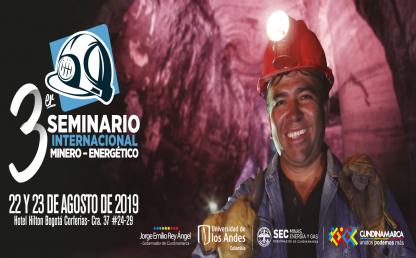 Tercer Seminario Internacional Minero-Energético