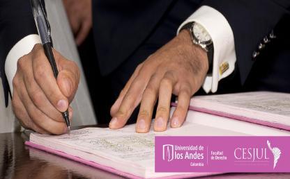 Conferencia: El panorama actual del principio de oportunidad y los acuerdos en Colombia