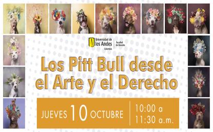 Los Pitt Bull desde el Arte y desde el Derecho