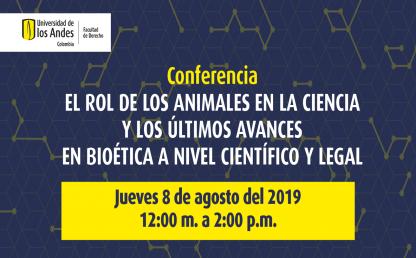 El rol de los animales en la ciencia