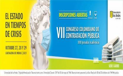 VII Congreso Colombiano de Contratación Pública
