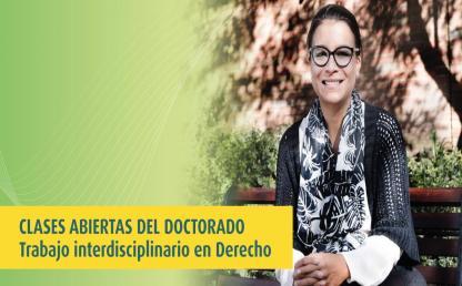 Clase abierta del Doctorado: Derecho y Antropología